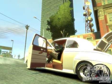 Ford Super Deluxe 1948 для GTA 4