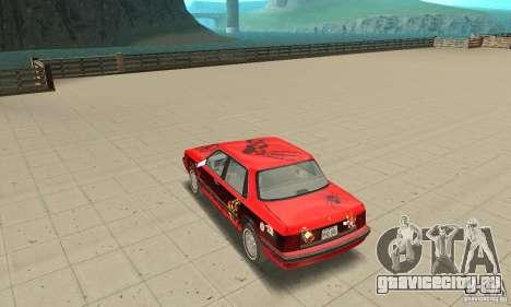 Oldsmobile Cutlass Ciera 1993 для GTA San Andreas