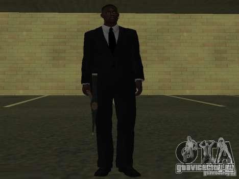 Телохранители для GTA San Andreas пятый скриншот