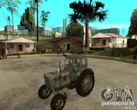 Трактор Т-40М для GTA San Andreas
