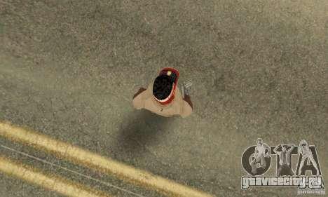 New Era Cap для GTA San Andreas пятый скриншот