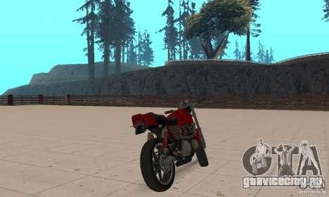 ИЖ Планета 5 для GTA San Andreas вид слева