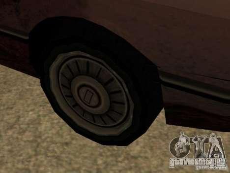 Реалистичные повреждения для GTA San Andreas пятый скриншот