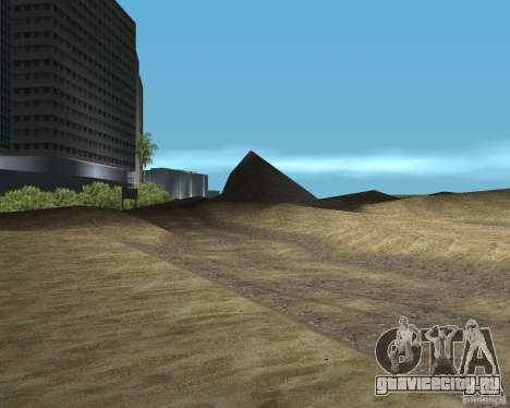 Новые текстуры VC для GTA UNITED для GTA San Andreas четвёртый скриншот