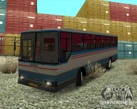 Autosan H10-11.11B для GTA San Andreas вид сзади
