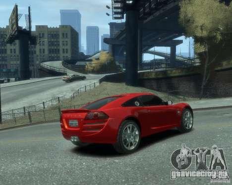 Lotus Europa S для GTA 4 вид сзади слева