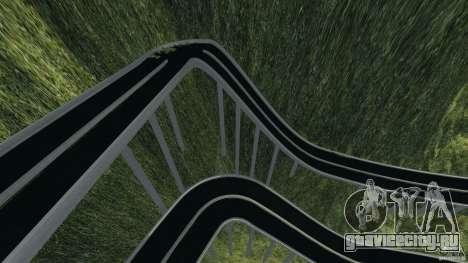 MG Downhill Map V1.0 [Beta] для GTA 4 четвёртый скриншот