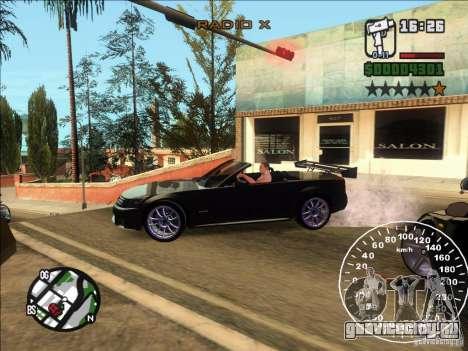 Cadillac XLR для GTA San Andreas