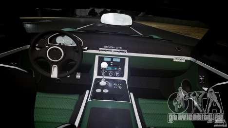 Devon GTX 10 v1.0 для GTA 4
