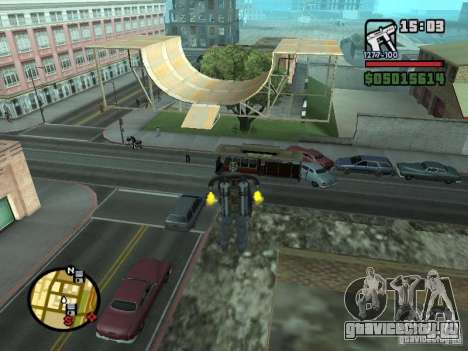 Строим дома 3 (и не только дома) для GTA San Andreas второй скриншот