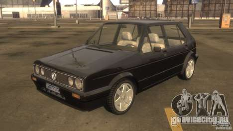 Volkswagen Golf для GTA 4