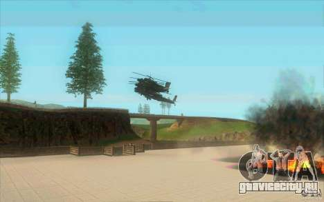 6 звезд для GTA San Andreas четвёртый скриншот