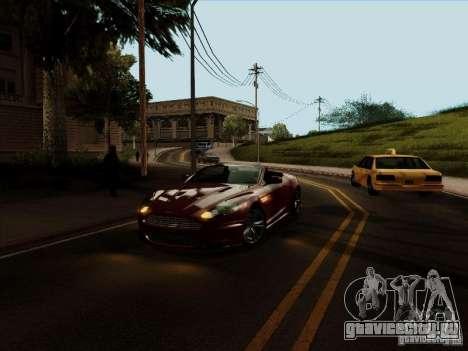ENBSeries для GTA San Andreas третий скриншот