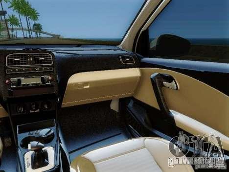 Volkswagen Polo 6R TSI Edit для GTA San Andreas