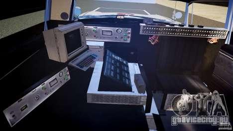 Ecto-1 (Охотники за приведениями) Final для GTA 4 вид снизу