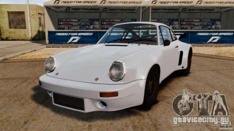 Porsche 911 Carrera RSR 3.0 Coupe 1974 для GTA 4