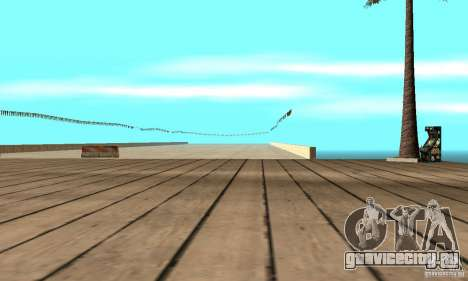 Dan Island v1.0 для GTA San Andreas шестой скриншот