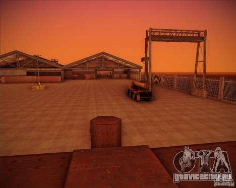 Portland для GTA San Andreas