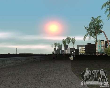Новые текстуры VC для GTA UNITED для GTA San Andreas второй скриншот