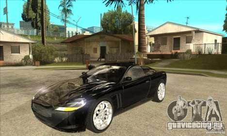 GTA IV SuperGT для GTA San Andreas