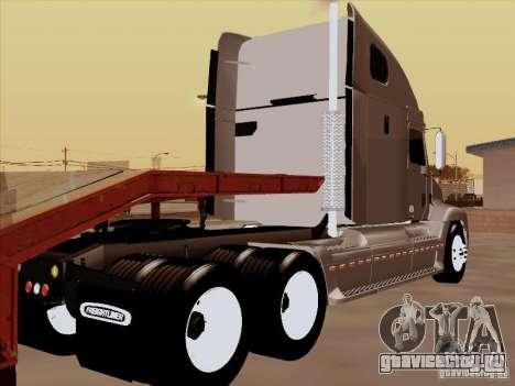 Freightliner Century ST для GTA San Andreas вид справа