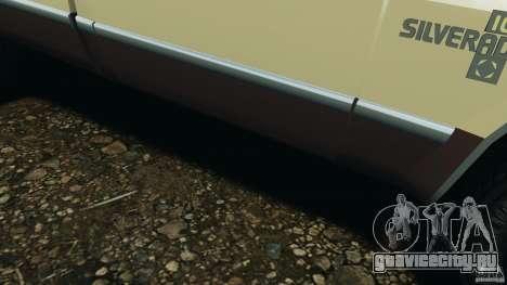 Chevrolet Silverado 1986 для GTA 4 колёса