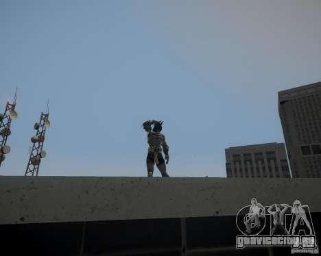 Batman: The Dark Knight для GTA 4 третий скриншот