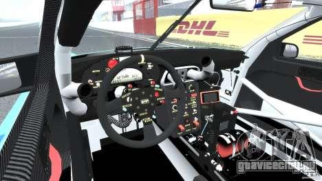 Porsche GT3 RSR 2008 для GTA 4 вид справа