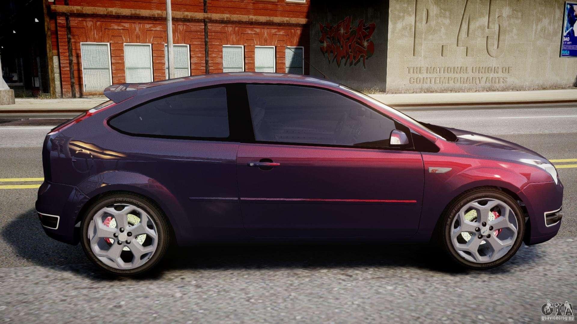 форд фокус 2005