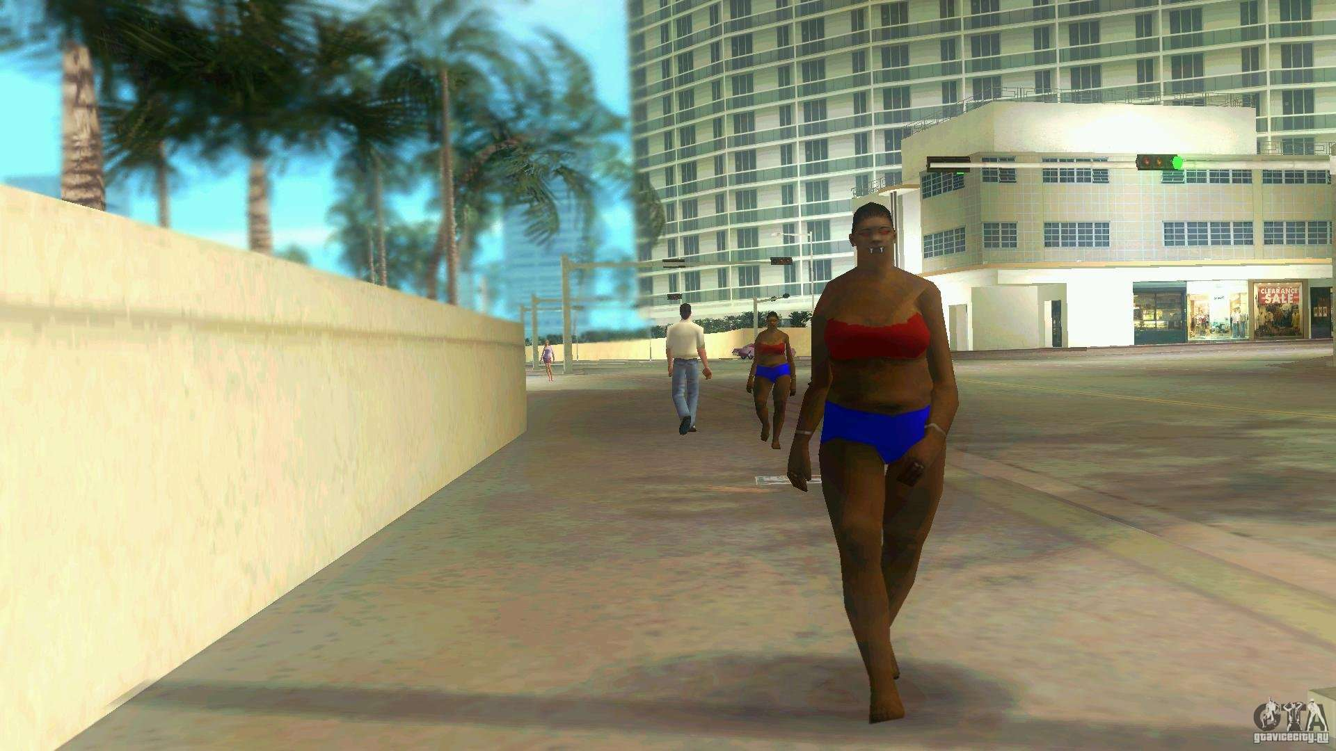 Gta vice city fucking bithc mod naked scenes