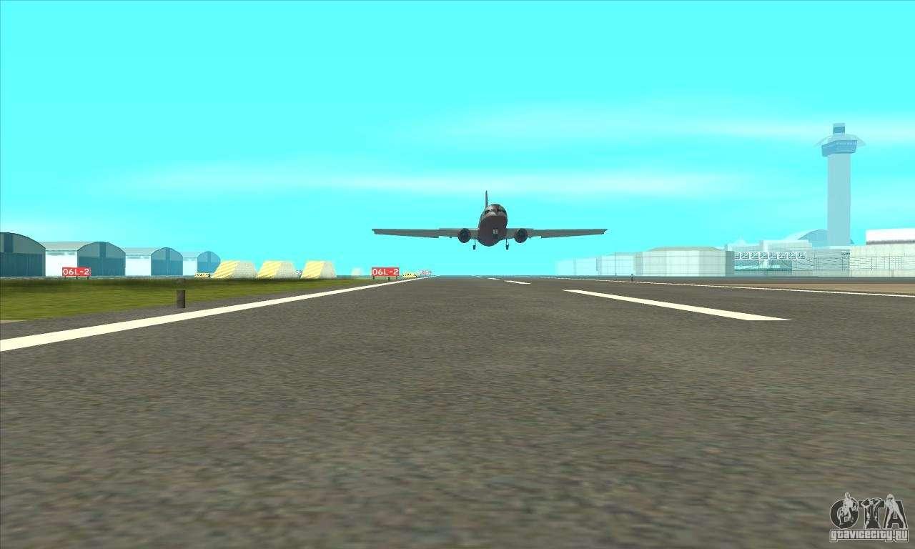 Как сделать самолёт в гта сан андреас 294