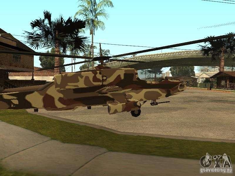 Новые Текстуры Для Hunter для GTA San Andreas ...: www.gtavicecity.ru/gta-san-andreas/sa-helicopters/20381-novye...