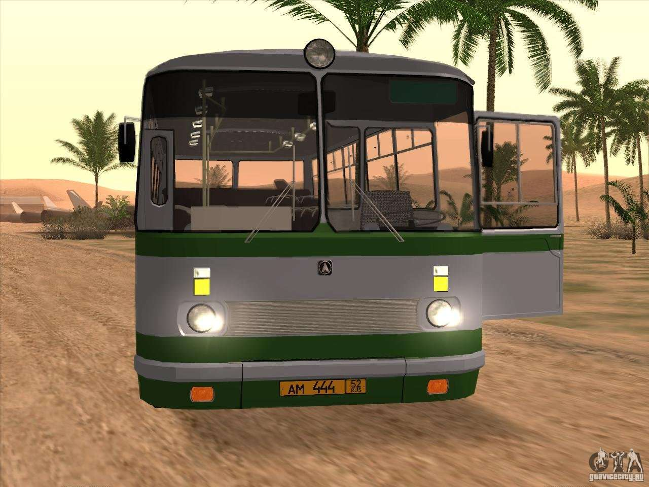 Звук автобуса скачать