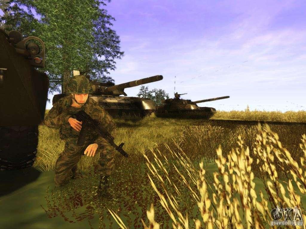 скачать скин солдата русского - фото 4