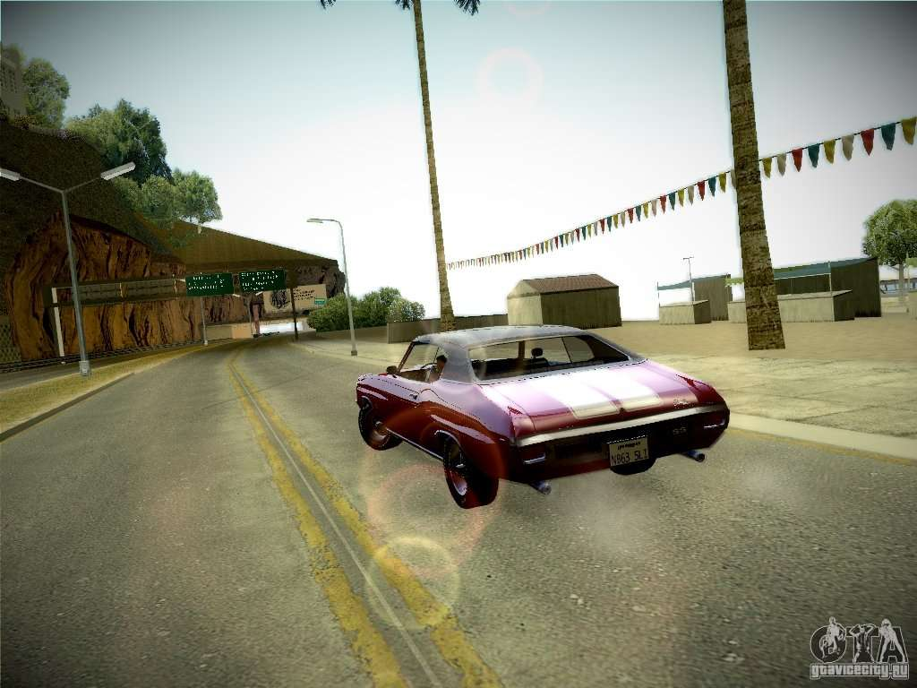 IG ENBSeries for low PC для GTA San Andreas