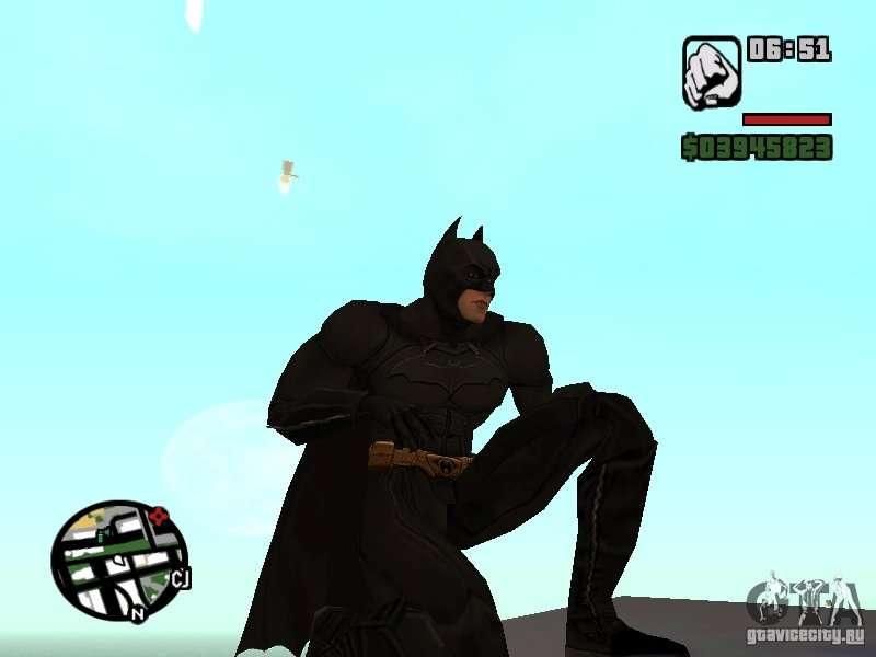 скачать мод на гта сан на бэтмена - фото 9