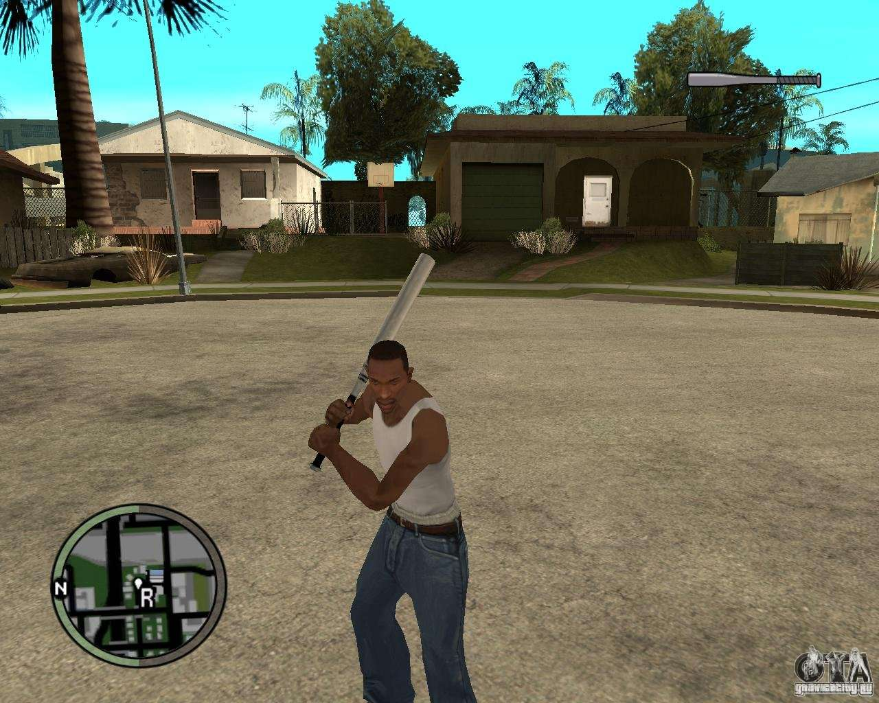Скачать Version 1.0 для GTA San Andreas