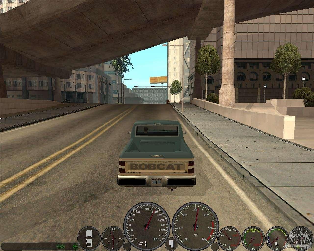 Моды Спидометр для GTA 5