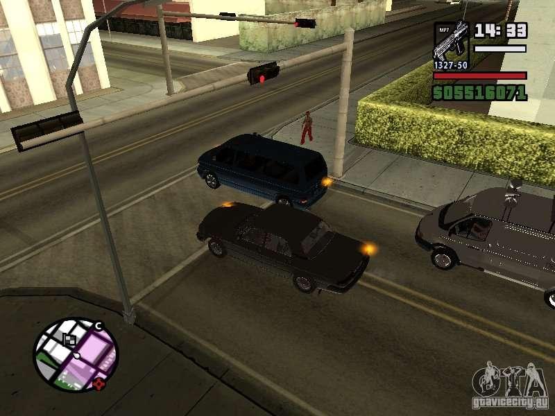 скачать автоматические моды для Gta San Andreas - фото 3
