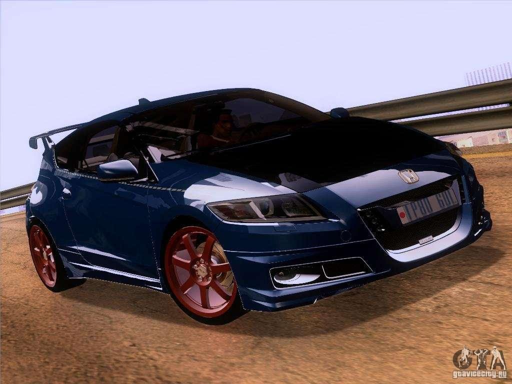 Обои stance, car, Honda cr-z. Автомобили foto 15