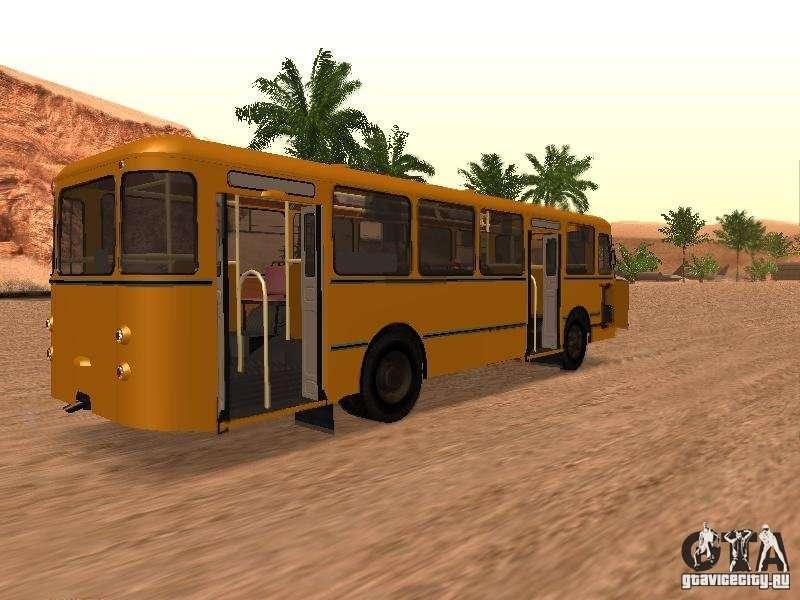 Скачать Мод На Автобус На Гта Сан Андреас На - фото 7