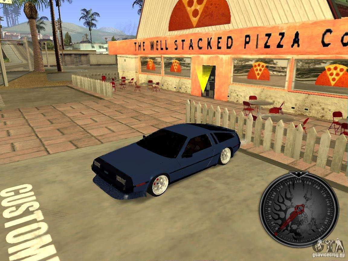 gta sa 2012 - mods - Drift - cars pc game