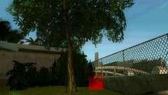 Яблоня для GTA San Andreas