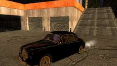 Jaguar MK2 1959-1967