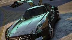 Mercedes SLS Extreme
