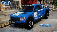 Ford F150 Racing Raptor XT 2011 для GTA 4