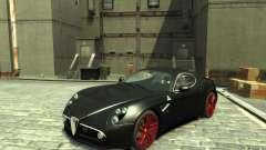 Alfa Romeo 8C Competizione v1 для GTA 4