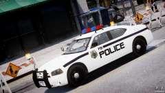 Dodge Charger FBI Police для GTA 4