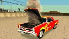 Dead car для GTA San Andreas
