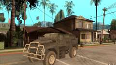 Military Truck для GTA San Andreas